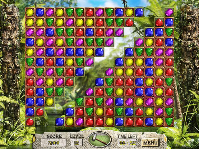 Ancient Jewels. Play online and game free download