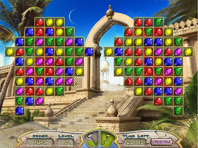 Great sequel of addictive puzzle match 3 game